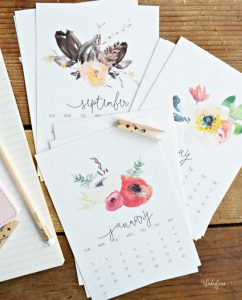Free-Printable-Watercolor-Desk-Calendar-MyFabulessLife.com_